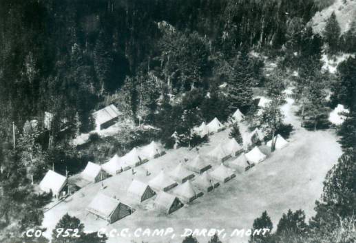 Civilian Conservation Corps (CCC) in Idaho Collection | Browse