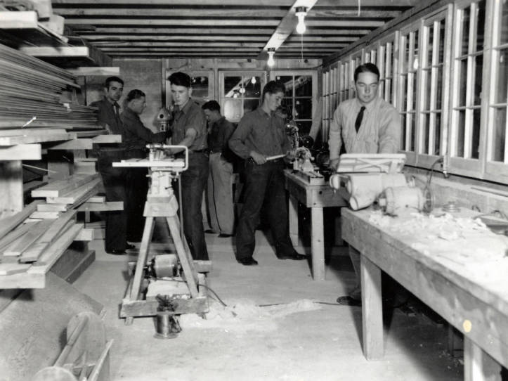 Image of Carpentry Class