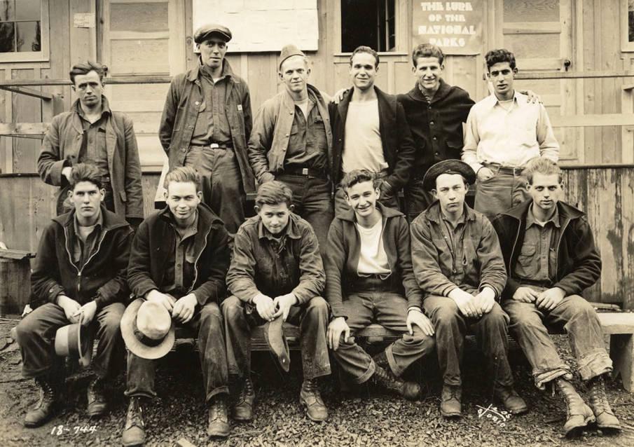 Camp Heyburn Men