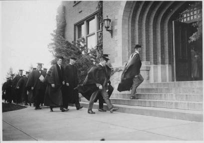 Image of Commencement 1924