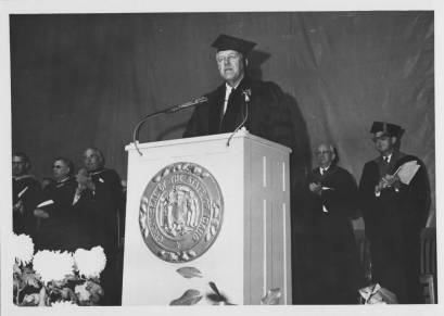 Image of Commencement 1968