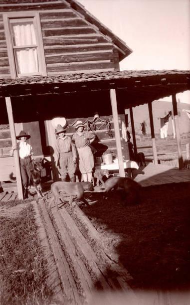 Image of Three women at Stonebraker Ranch
