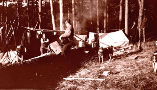 Image of Camping near Thunder Mountain [01]