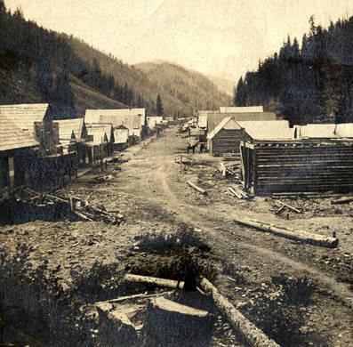 Image of Village of Roosevelt, Idaho [01]