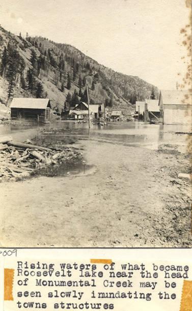 Image of Roosevelt landslide and flood [01]